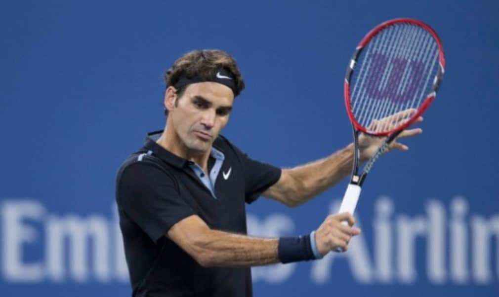 He may have been defeated in straight sets in SaturdayŠ—Ès semi final by an inspired Marin Cilic but Roger Federer says he will continue to pursue his 18th Grand Slam title