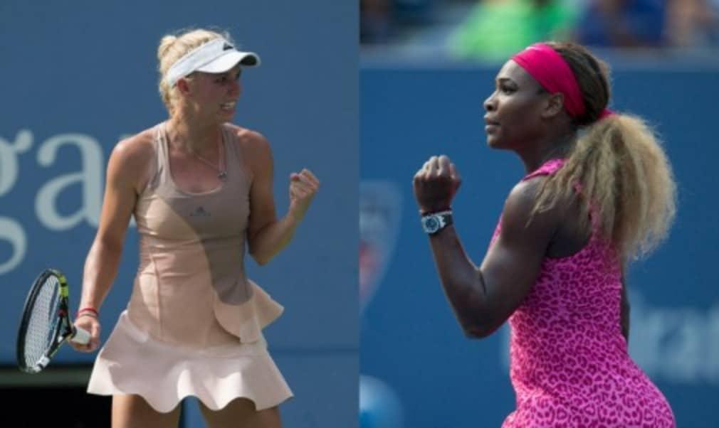 Caroline Wozniacki is bidding for her first Grand Slam title