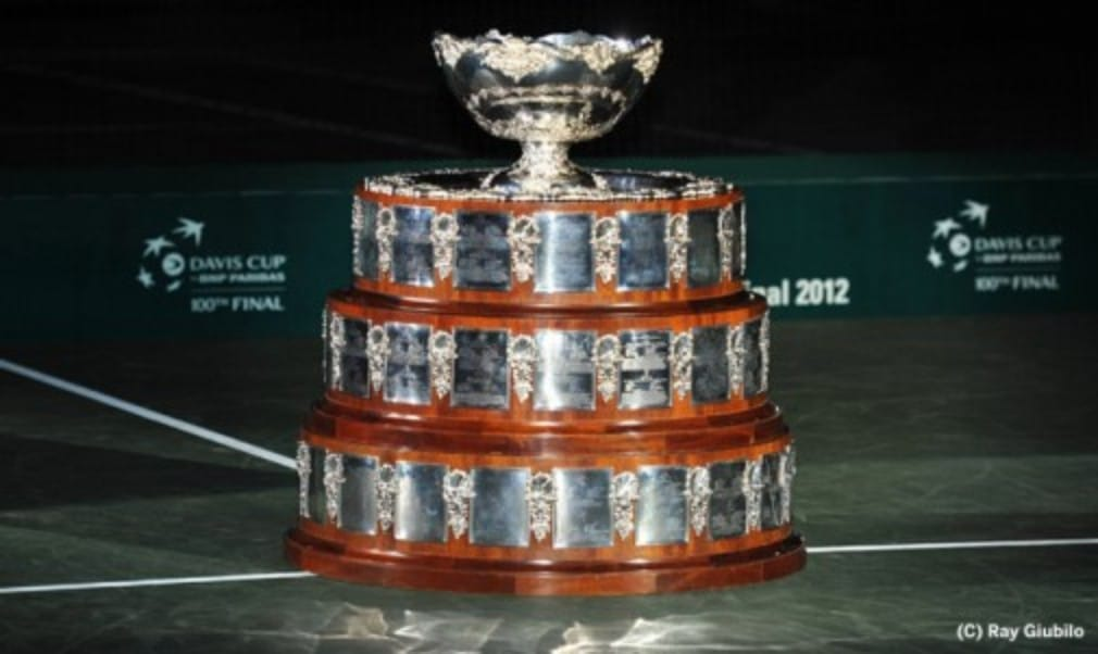USA will have a chance to avenge their Davis Cup defeat to Great Britain after the pair were drawn in the World Group first round for a second successive year
