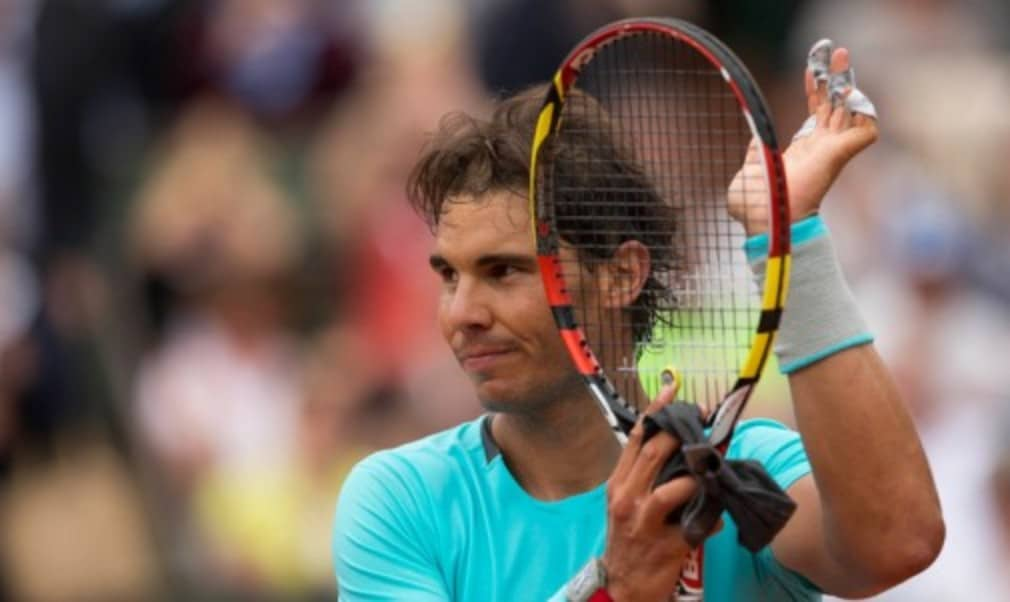 Rafael Nadal says he has no expectations to win any silverware in Asia this year despite an impressive return to action at the China Open in Beijing
