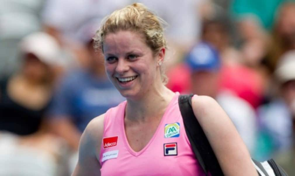 Former world No.1 Kim Clijsters might have hung up her racket for good