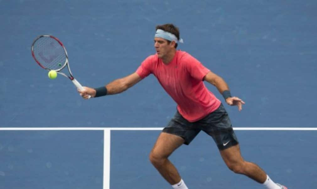 Juan Martin Del Potro has been forced to write off his 2014 season and target a return to action next year