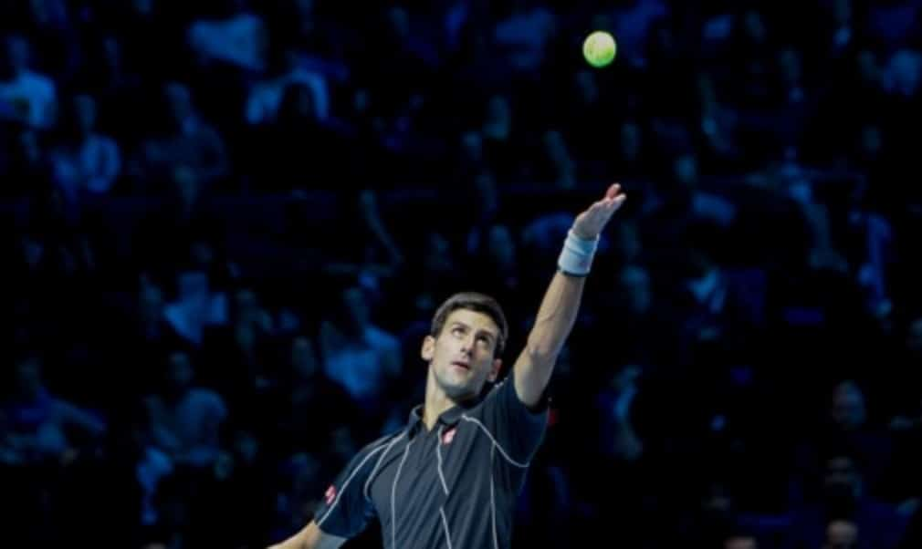 Novak Djokovic reached 600 match wins as he lifted his 20th ATP World Tour Masters 1000 crown at the BNP Paribas Masters in Paris