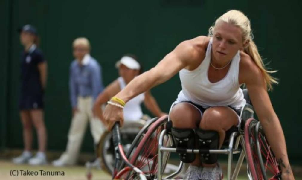 Ahead of the NEC Wheelchair Masters in London this week