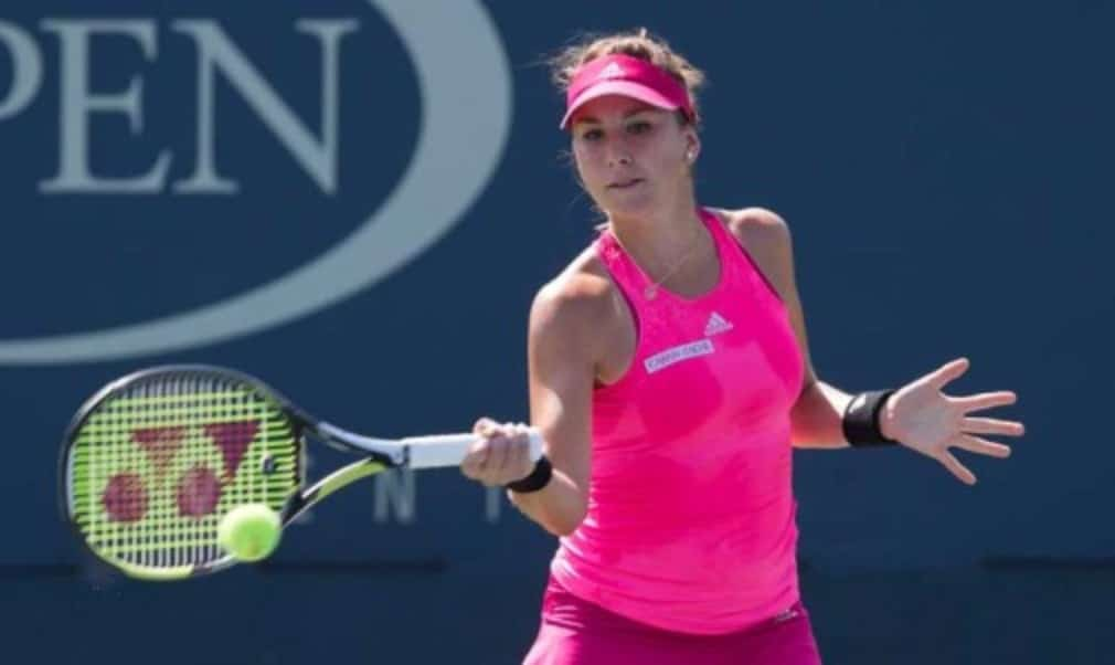 Belinda Bencic is following in the footsteps of the likes of Serena Williams