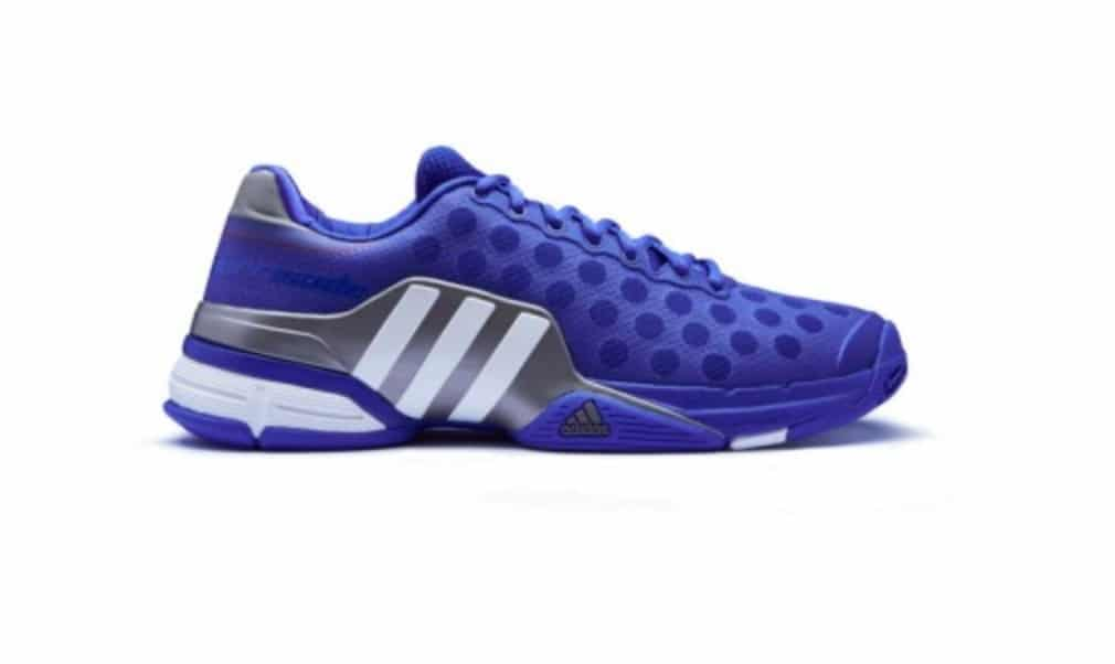 Get your hands on a pair of new adidas Barricade 2015 shoes courtesy of online retailer ProDirect