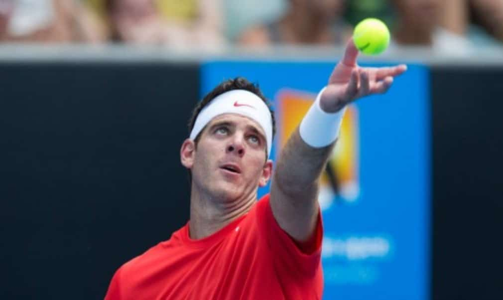 Juan Martin Del Potro is set to make his comeback in the New Year at Australian Open warm-up tournaments Brisbane and Sydney.