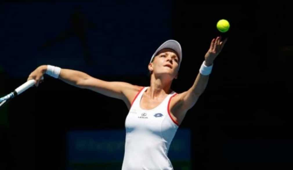 Agnieszka Radwanska says her newly appointed coach