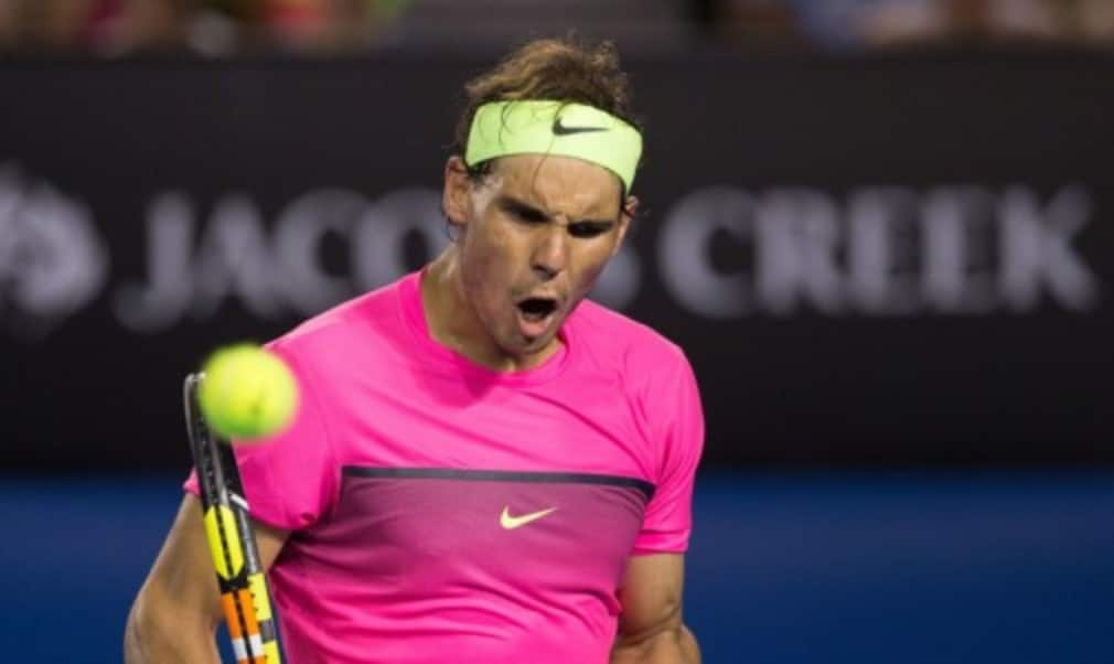 Rafael Nadal says he is still not at his best but is approaching the level he needs in order to have a chance of winning the Australian Open for a second time after a dominant fourth-round victory over Kevin Anderson