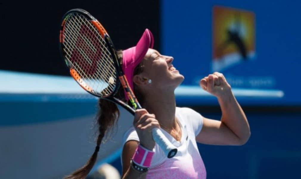 Roman Safiullin of Russia and Slovakia's Tereza Mihalikova were crowned Australian Open junior singles champions on Saturday