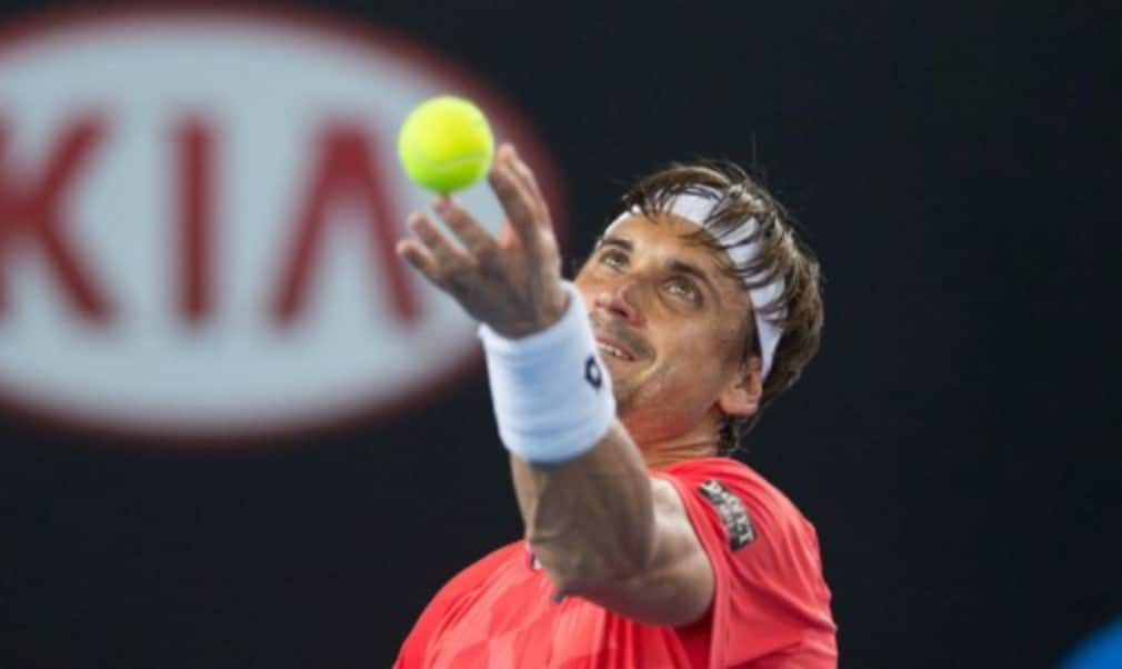 Fabio Fognini was unable to back up his upset of Rafael Nadal as he missed out on the Rio Open title with defeat to David Ferrer