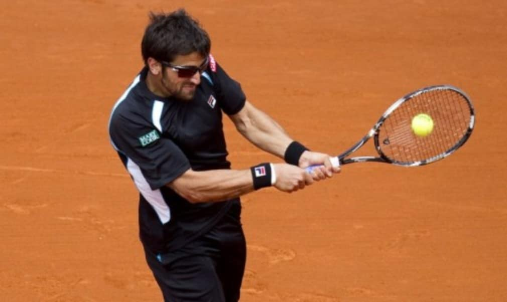 Janko Tipsarevic made a winning return to action following a 17-month absence after a foot injury that threatened to end his career