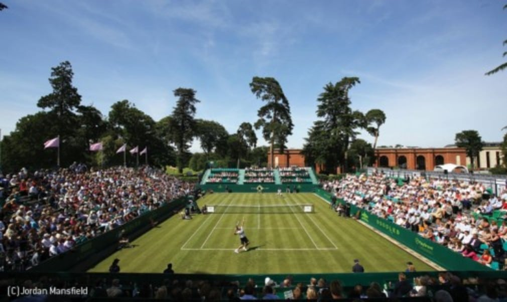 We've got six pairs of tickets to the Boodles to give away