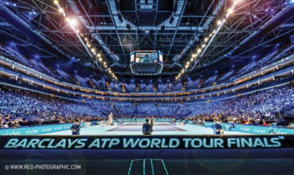 Win a pair of tickets to the Barclays ATP World Tour Finals at London's O2 in November