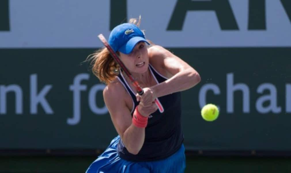 Alize Cornet talks about her life away from the court and her love of chocolate