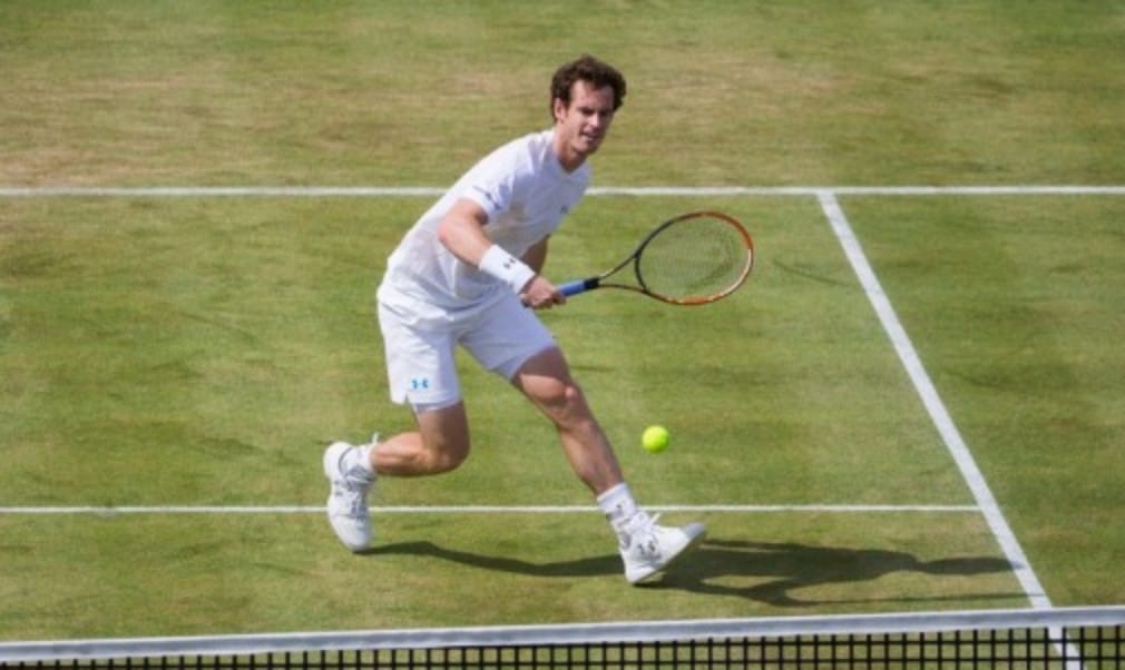The quarter-final that everybody wanted to see: top seed and three-time Aegon Championships winner Andy Murray against defending champion Grigor Dimitrov failed to materialize after the Bulgarian bowed out in straight sets on Thursday