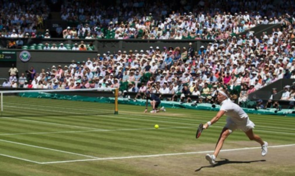 Patrick Mouratoglou says the changing pace of grass has affected the way the players approach the grasscourt game