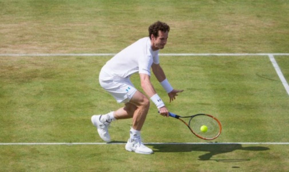 Ten years on from his Wimbledon debut