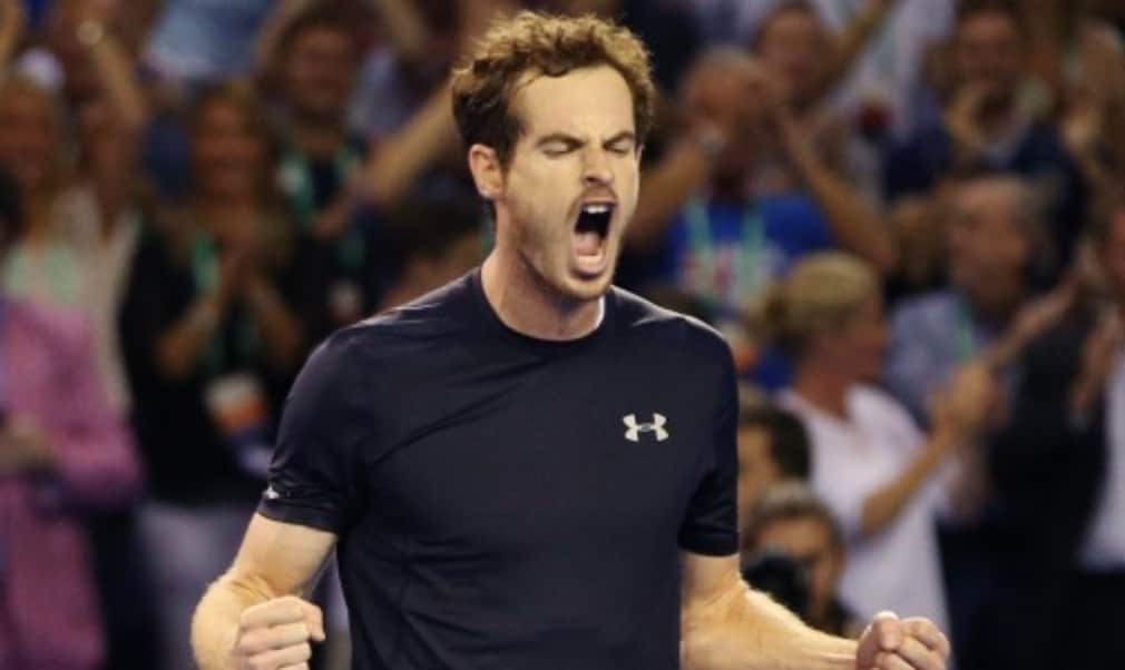 Andy Murray took his remarkable Davis Cup record to 23 wins from his last 24 singles rubbers before Bernard Tomic launched an Australian fightback