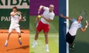 Impress your friends this weekend with your knowledge of the Belgian Davis Cup team