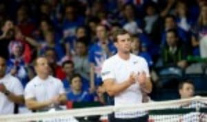 Great Britain stand on the verge of an historic Davis Cup victory here are a few things you might not know about captain Leon Smith