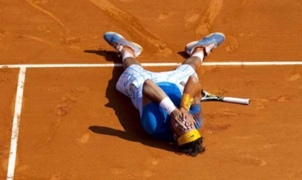 Nine Roland Garros titles