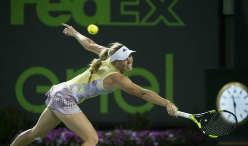 Will Caroline Wozniacki ever be able to climb back into the world's top five?