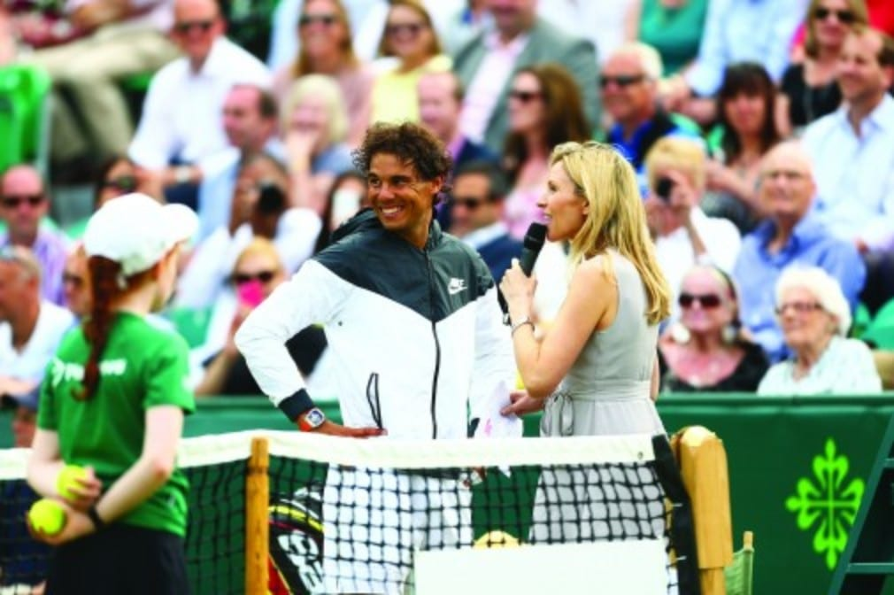 Fancy seeing some quality tennis in a beautiful setting? Here is your chance to win tickets to the The Boodles at Stoke Park