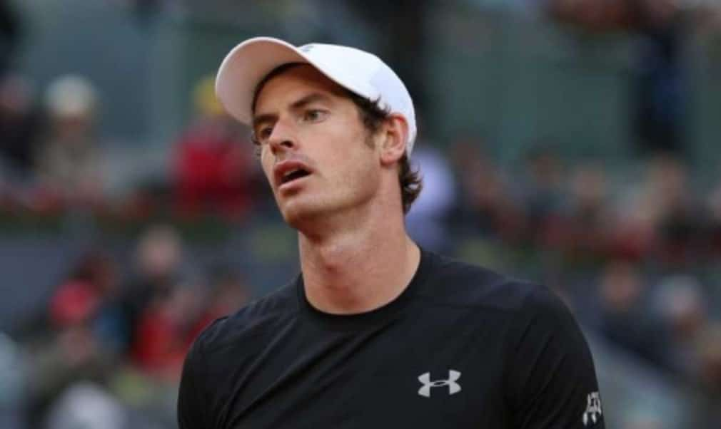 Andy Murray slipped to No.3 in the ATP rankings after defeat to Novak Djokovic in the Mutua Madrid Open final