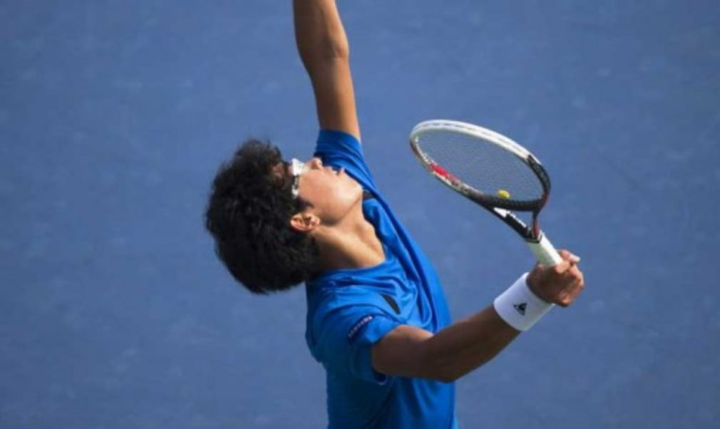 Hyeon Chung is one of a number of young players making waves on the ATP Tour
