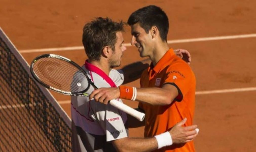 Standing between Novak Djokovic and a place in the history books is Andy Murray