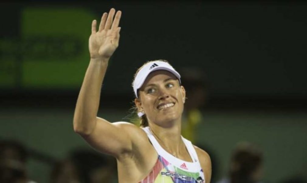 The grass court season is always a highlight of the year for Angelique Kerber