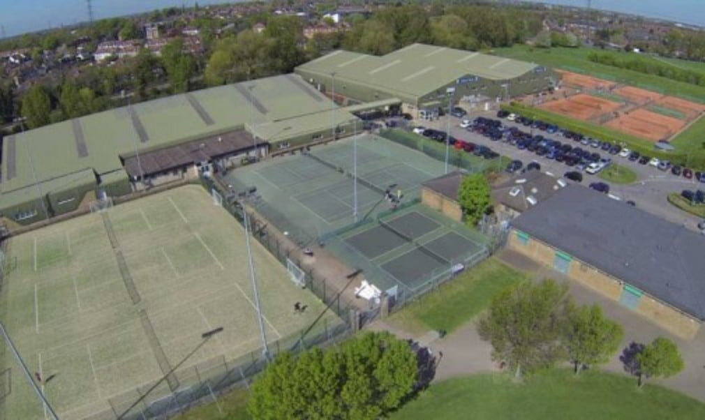 Sutton Tennis Academy is an international training centre located in South West London