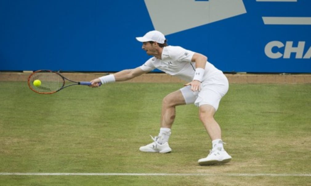 No current player can match Andy MurrayŠ—Ès recent record at the Aegon Championships but the world No 2 will be facing a former winner of the tournament when he takes on Marin Cilic in this afternoonŠ—Ès semi-finals.