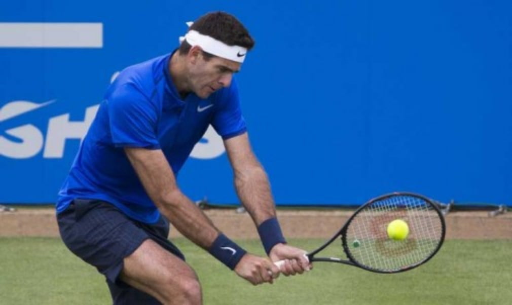Former US Open champion Juan Martin Del Potro admits he has had to make changes to his game in order to get back on court following chronic wrist injuries