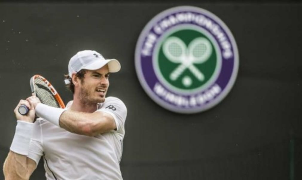 Andy Murray will play a fellow Brit at Wimbledon for the first time after being drawn to face wild card Liam Broady in the first round