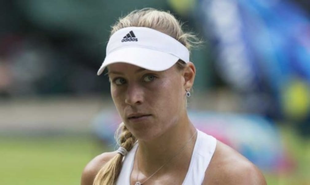 Angelique Kerber is refusing to dwell on the last time she played Laura Robson at Wimbledon