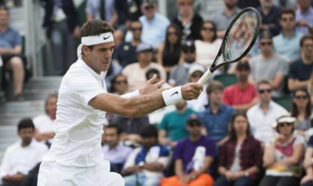Juan Martin Del Potro has a tough match on his hands when he plays No.4 seed Stan Wawrinka at Wimbledon