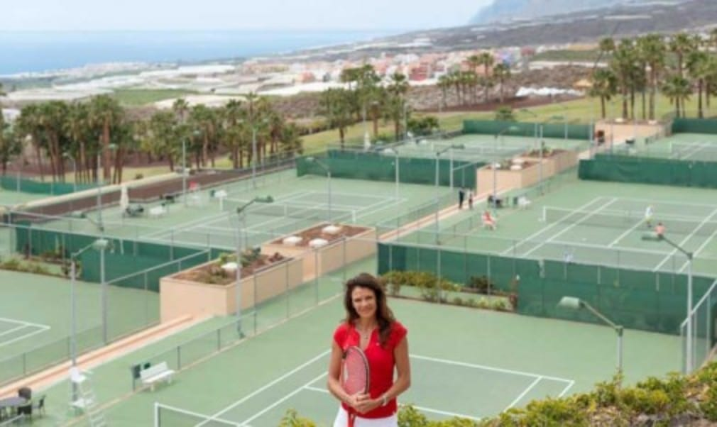 Annabel Croft's Tenerife academy opens its doors