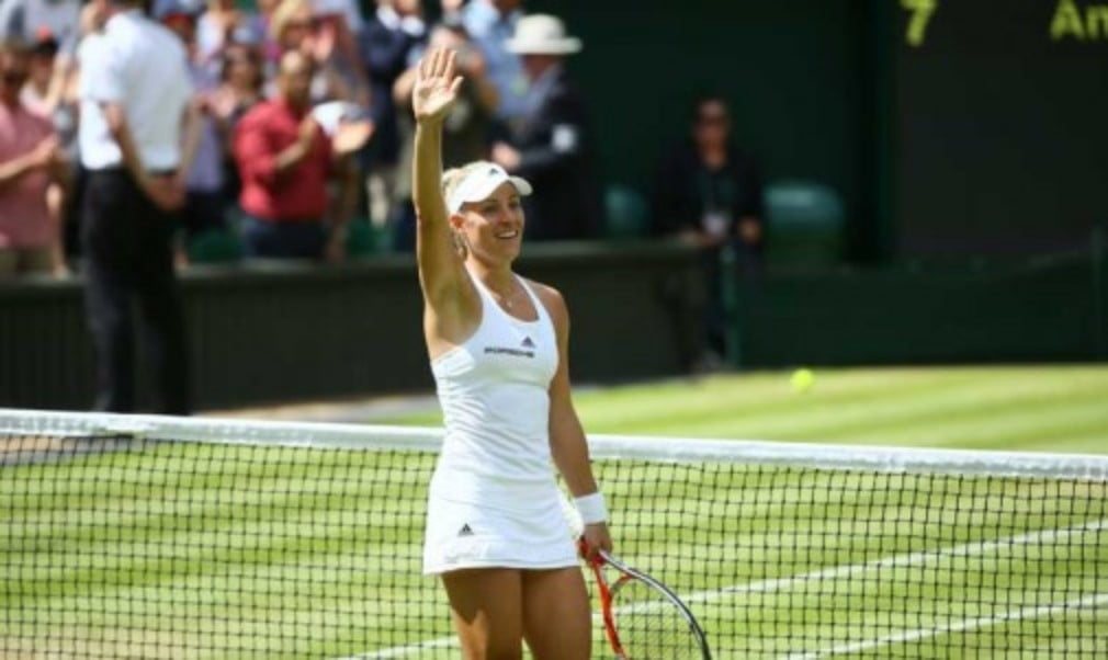 Twenty years after Steffi Graf won her seventh and last Wimbledon title