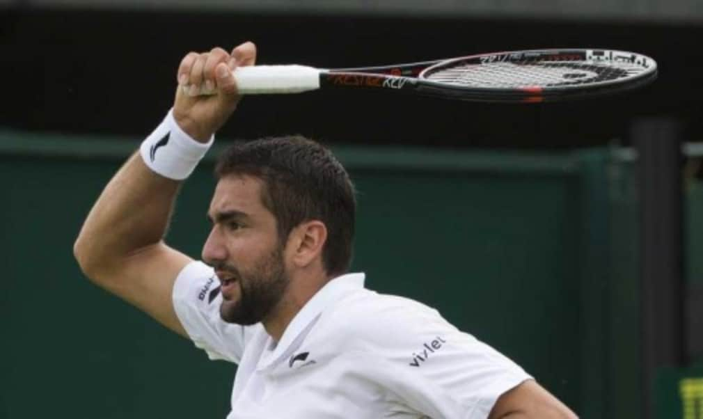 Marin Cilic has announced that he has parted ways with coach Goran Ivanisevic