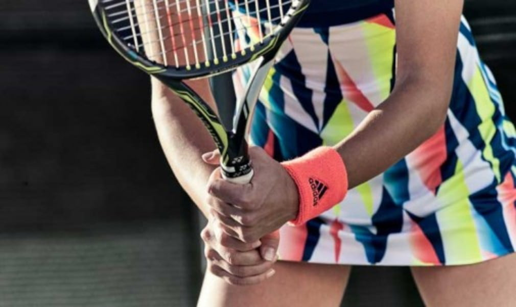 Adidas unveils the gear that Jo-Wilfried Tsonga