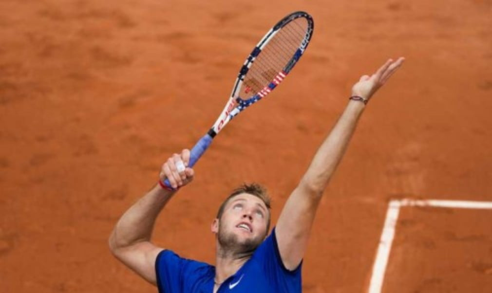 Jack Sock is the figurehead for a cheeky new Babolat campaign