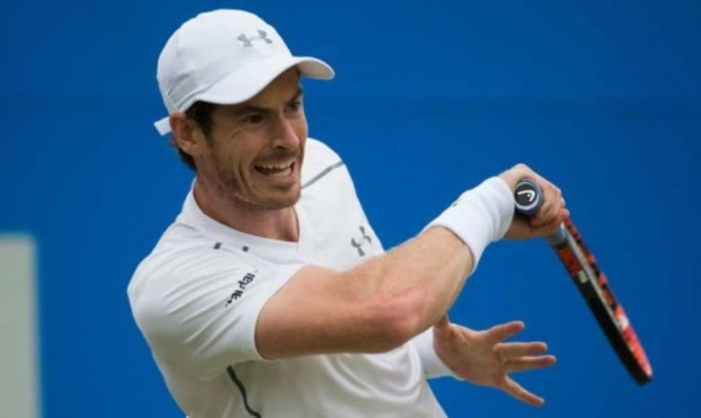 """Andy Murray says he is Š—""""in a good placeŠ— mentally after seeing his 22-match winning streak come to an end in Cincinnati"""