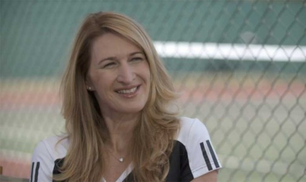 Steffi Graf is looking forward to seeing Serena Williams win more Grand Slam titles