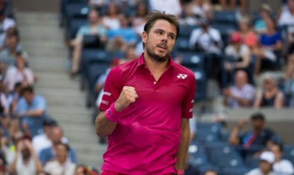 Stan Wawrinka opened his US Open campaign on Tuesday with a straight sets victory over Fernando Verdasco