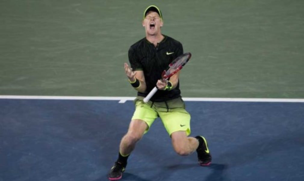 Kyle Edmund booked his place in the fourth round of the US Open with a confident victory over No. 20 seed John Isner