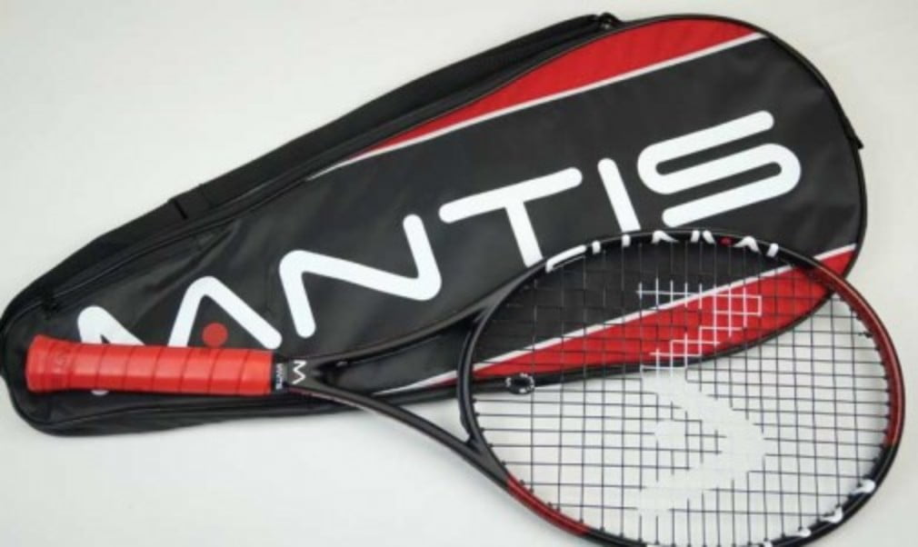 The MANTIS Pro 295 II won a tennishead racket award back in 2013 and you can now win the latest second generation upgrade which was one of the stars of our 2016 racket reviews