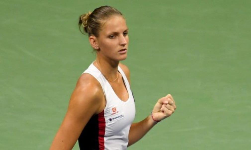Karolina Pliskova will make her debut at the WTA Finals in Singapore later this month after becoming the fifth player to qualify for the season finale
