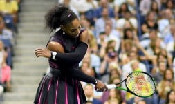 Serena Williams will not play at this year's WTA Finals as she continues to recover from a shoulder injury